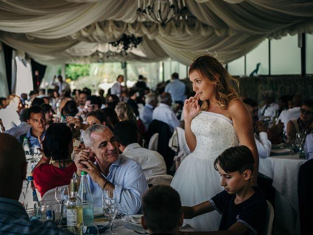Il matrimonio di Ilaria e Andrea a Lerici, La Spezia 131