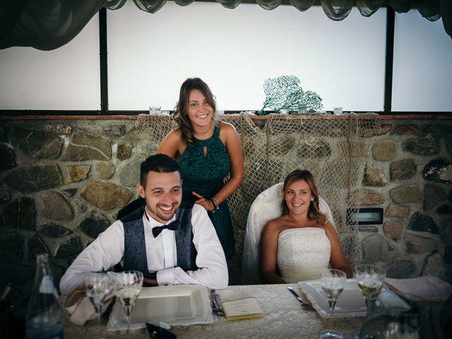 Il matrimonio di Ilaria e Andrea a Lerici, La Spezia 132