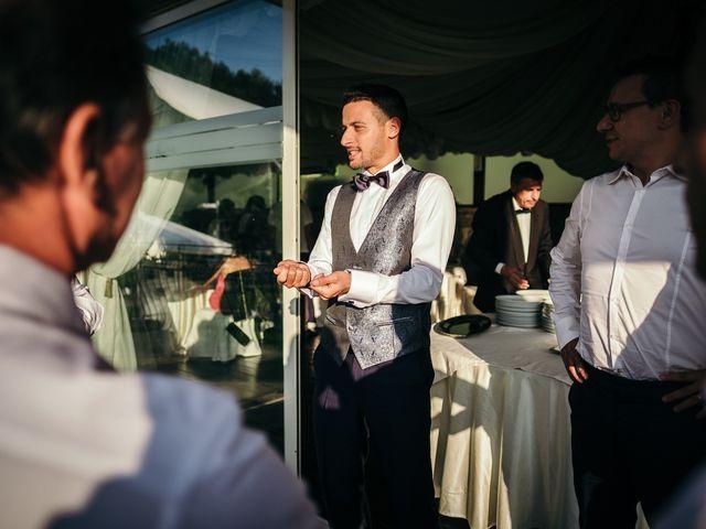 Il matrimonio di Ilaria e Andrea a Lerici, La Spezia 134