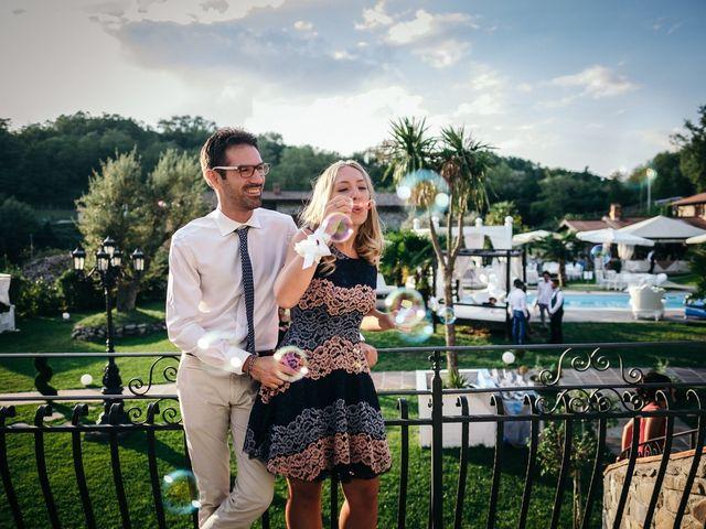 Il matrimonio di Ilaria e Andrea a Lerici, La Spezia 135
