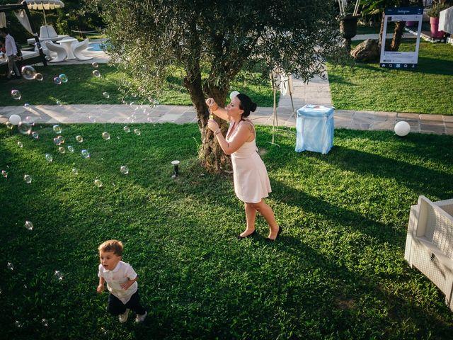 Il matrimonio di Ilaria e Andrea a Lerici, La Spezia 136