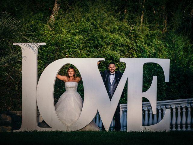 Il matrimonio di Ilaria e Andrea a Lerici, La Spezia 138