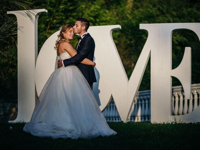 Il matrimonio di Ilaria e Andrea a Lerici, La Spezia 139