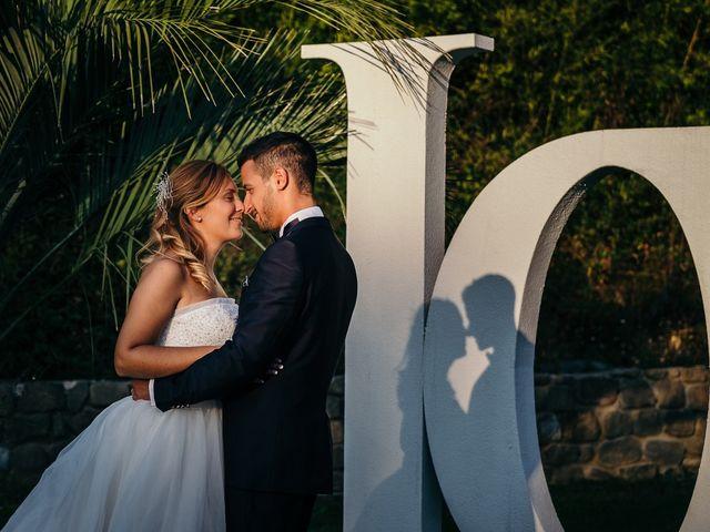 Il matrimonio di Ilaria e Andrea a Lerici, La Spezia 141