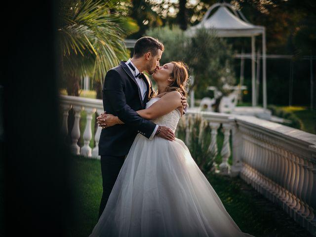 Il matrimonio di Ilaria e Andrea a Lerici, La Spezia 1