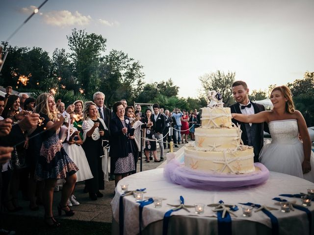 Il matrimonio di Ilaria e Andrea a Lerici, La Spezia 146