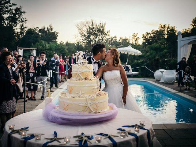 Il matrimonio di Ilaria e Andrea a Lerici, La Spezia 148