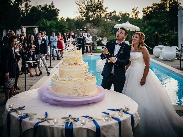 Il matrimonio di Ilaria e Andrea a Lerici, La Spezia 149