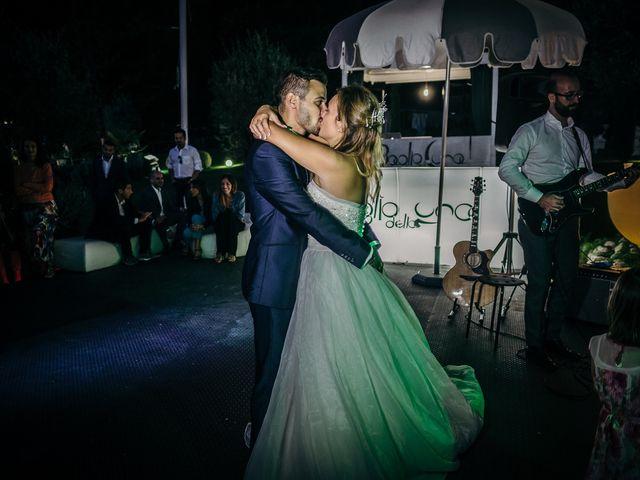 Il matrimonio di Ilaria e Andrea a Lerici, La Spezia 156