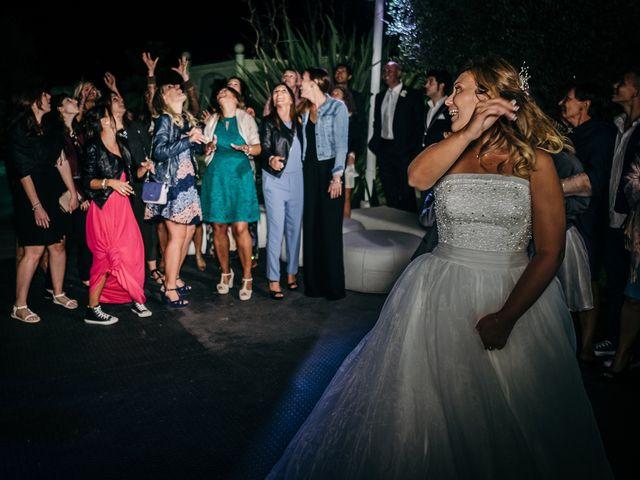 Il matrimonio di Ilaria e Andrea a Lerici, La Spezia 159