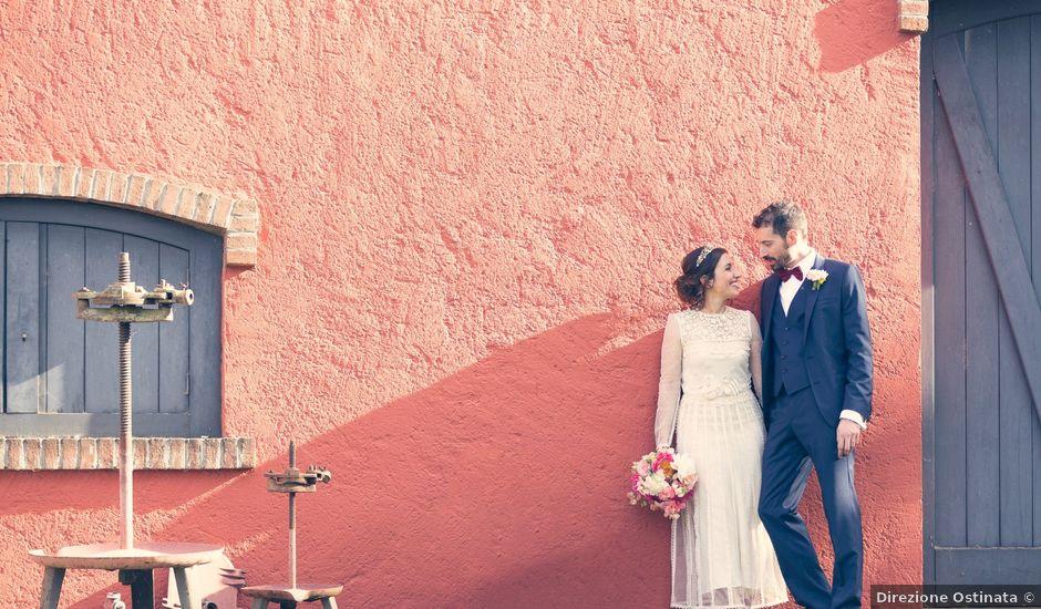 Il matrimonio di Luca e Serena a Rivergaro, Piacenza