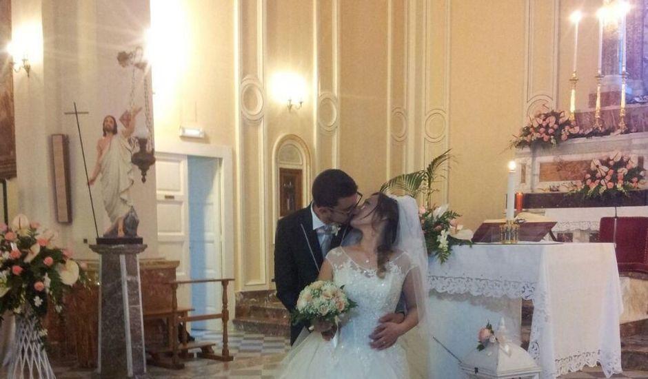 Il matrimonio di Fabio e Rosita a Roccalumera, Messina