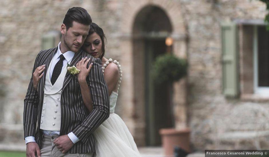 Il matrimonio di Genny e Elisa a Apiro, Macerata