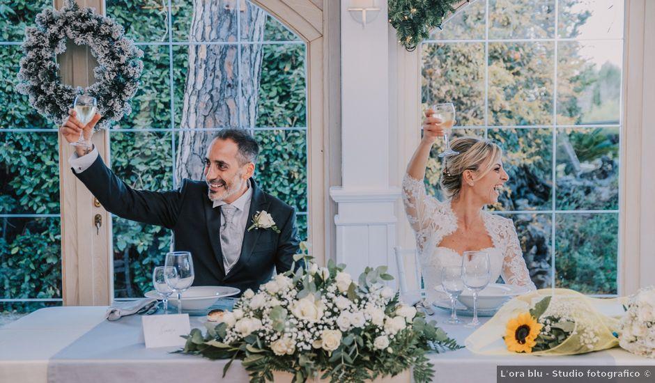 Il matrimonio di Alessia e Franco a Lido di Ostia, Roma