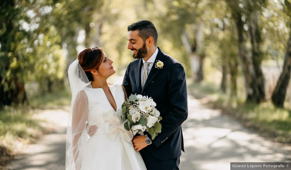 Il matrimonio di Mario e Maria Chiara a Foggia, Foggia