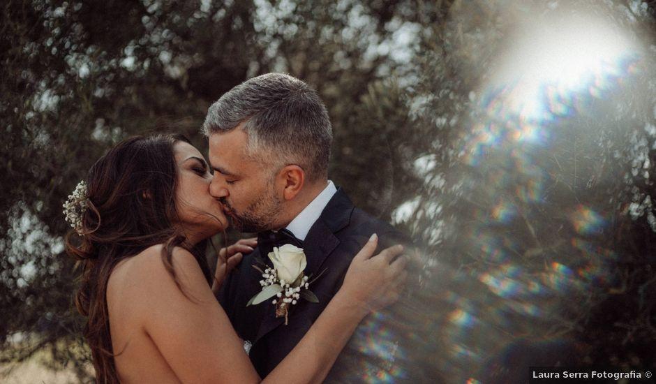 Il matrimonio di Luca e Valeria a Cagliari, Cagliari