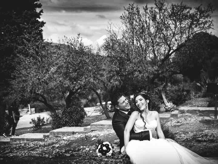 Le nozze di Rosaria e Giuseppe