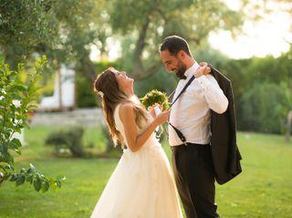 Le nozze di Giusy e Roberto