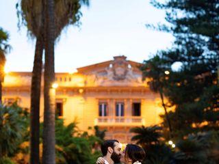 Le nozze di Ludovica e Michele 1