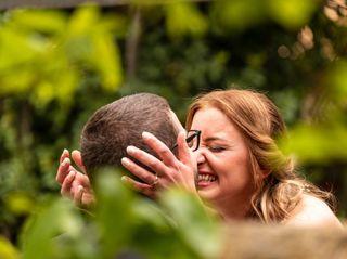 Le nozze di Cinzia e Giuseppe