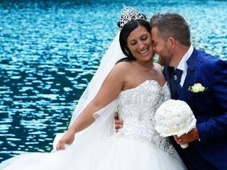 Le nozze di Serena e Pasquale