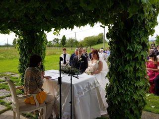 Le nozze di Anna e Thomas