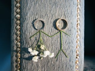 Le nozze di Beky e Francesco 1
