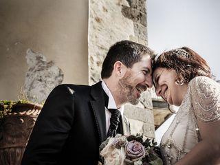 Le nozze di Simone e Azzurra