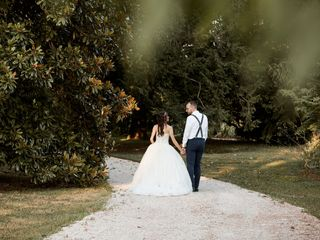 Le nozze di Alexandra e Claudio 1