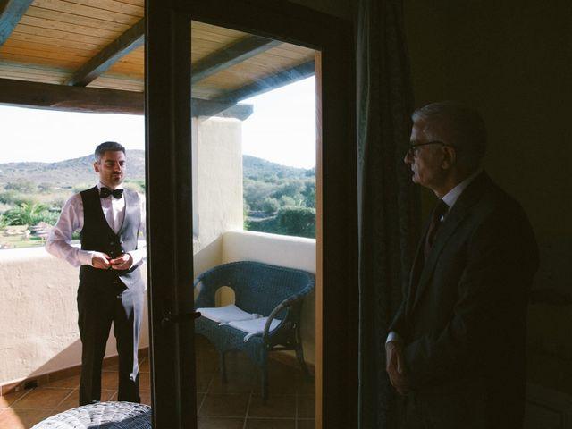 Il matrimonio di Matteo e Erica a Olbia, Sassari 33