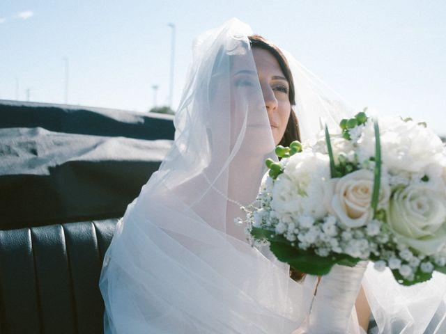 Il matrimonio di Matteo e Erica a Olbia, Sassari 36