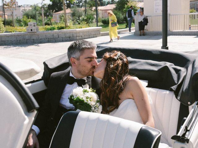 Il matrimonio di Matteo e Erica a Olbia, Sassari 54