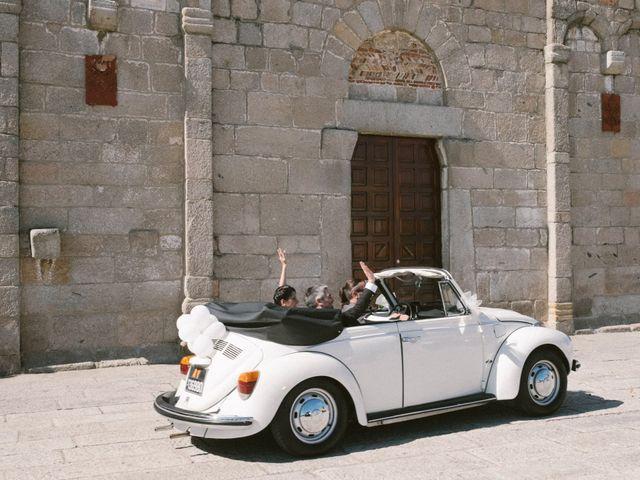 Il matrimonio di Matteo e Erica a Olbia, Sassari 55