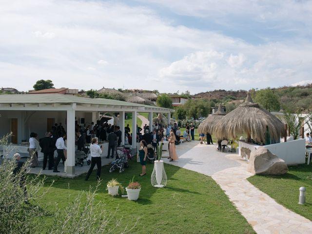 Il matrimonio di Matteo e Erica a Olbia, Sassari 1