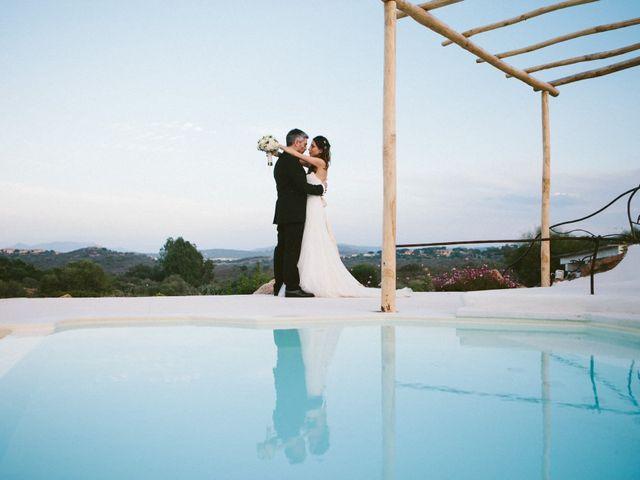 Il matrimonio di Matteo e Erica a Olbia, Sassari 61