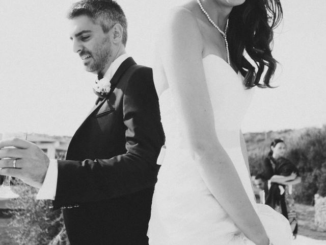 Il matrimonio di Matteo e Erica a Olbia, Sassari 64