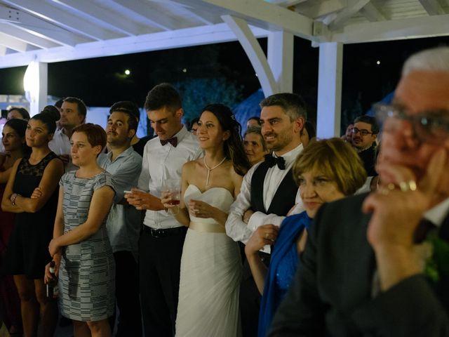 Il matrimonio di Matteo e Erica a Olbia, Sassari 71