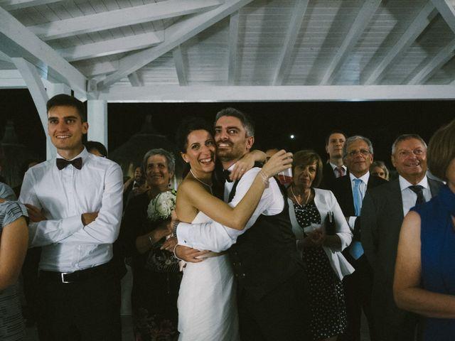 Il matrimonio di Matteo e Erica a Olbia, Sassari 73