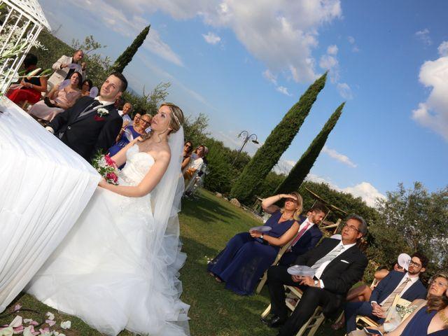 Il matrimonio di Andrea e Elisabetta a Carmignano, Prato 9