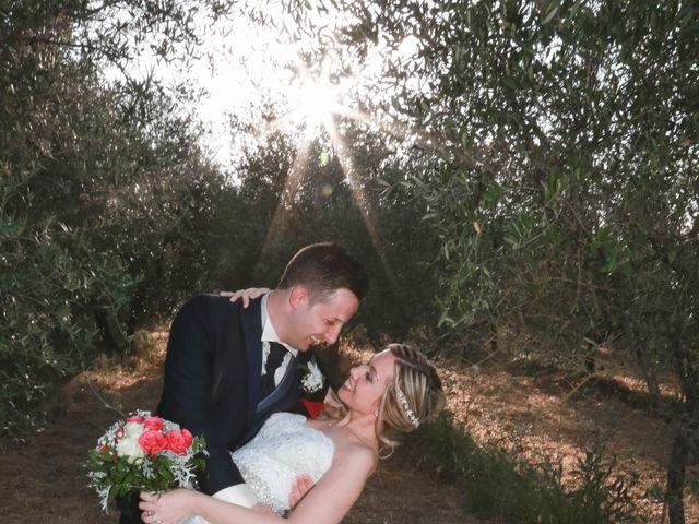Il matrimonio di Andrea e Elisabetta a Carmignano, Prato 12