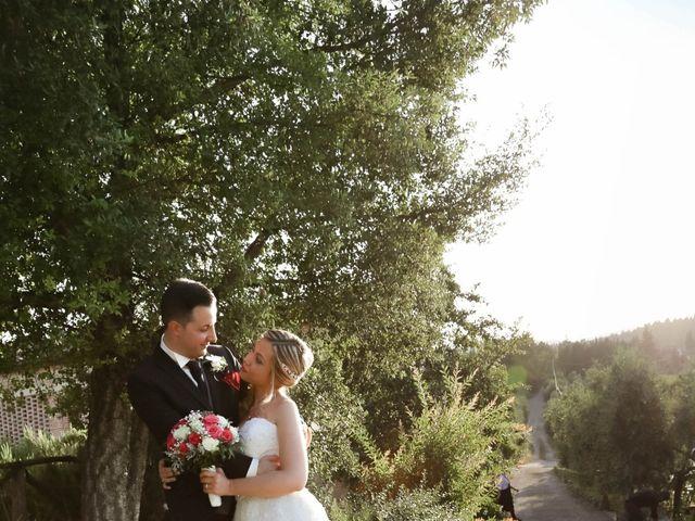 Il matrimonio di Andrea e Elisabetta a Carmignano, Prato 14