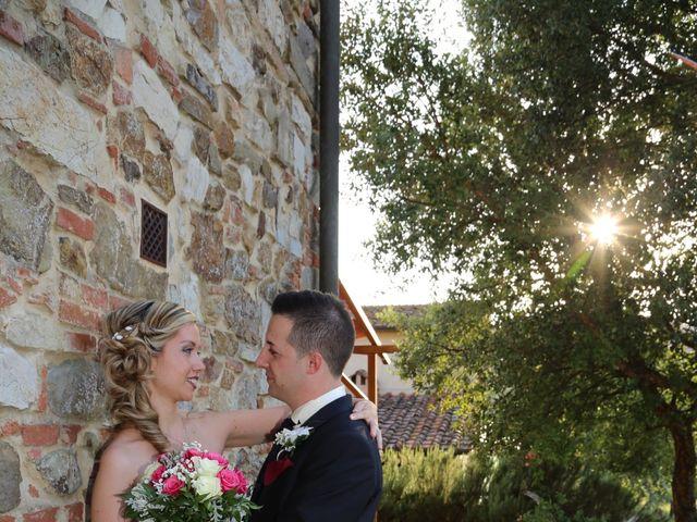 Il matrimonio di Andrea e Elisabetta a Carmignano, Prato 15