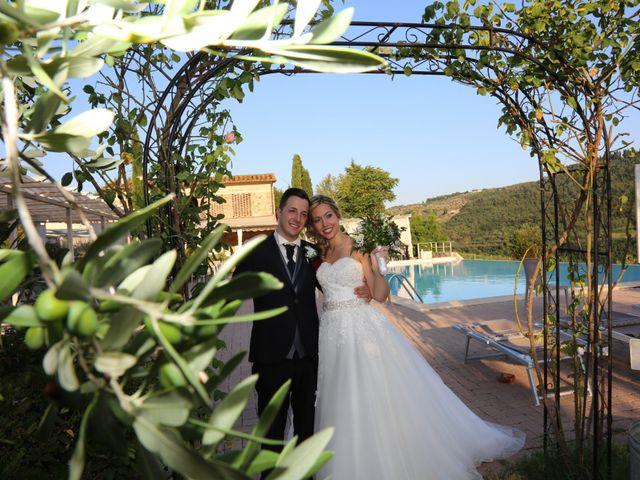 Il matrimonio di Andrea e Elisabetta a Carmignano, Prato 20