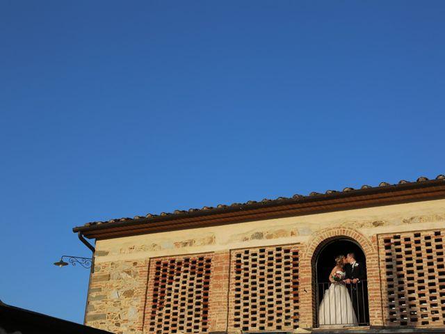 Il matrimonio di Andrea e Elisabetta a Carmignano, Prato 2