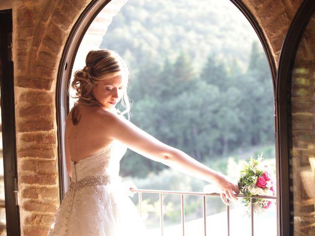 Il matrimonio di Andrea e Elisabetta a Carmignano, Prato 22