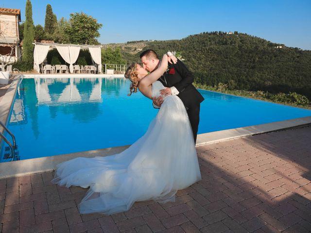 Il matrimonio di Andrea e Elisabetta a Carmignano, Prato 26