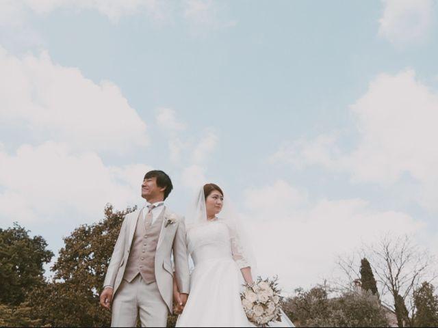 Il matrimonio di Daiki e Erika a Verona, Verona 1