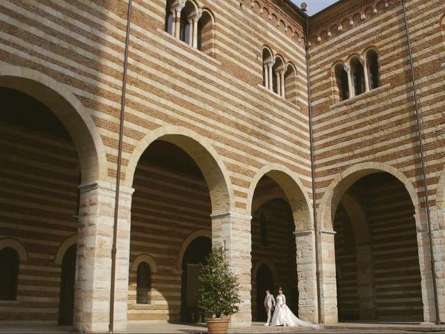 Il matrimonio di Daiki e Erika a Verona, Verona 2