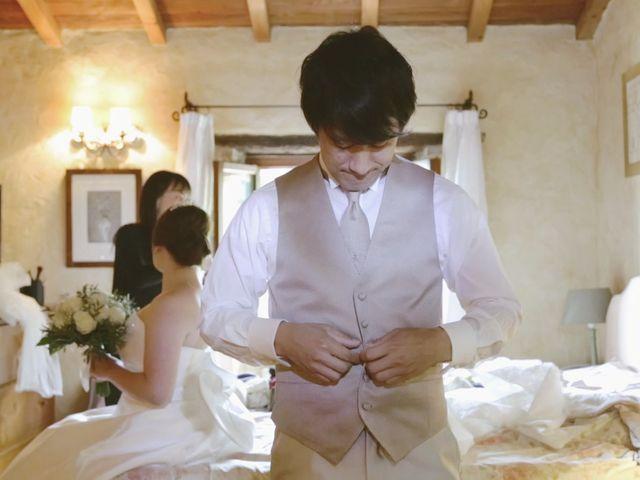 Il matrimonio di Daiki e Erika a Verona, Verona 5