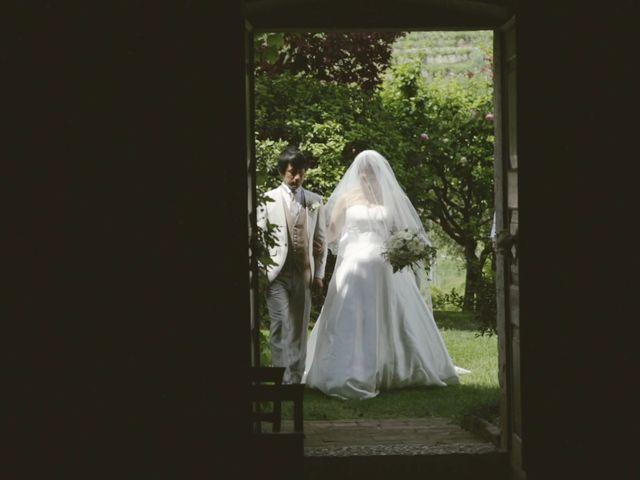 Il matrimonio di Daiki e Erika a Verona, Verona 16